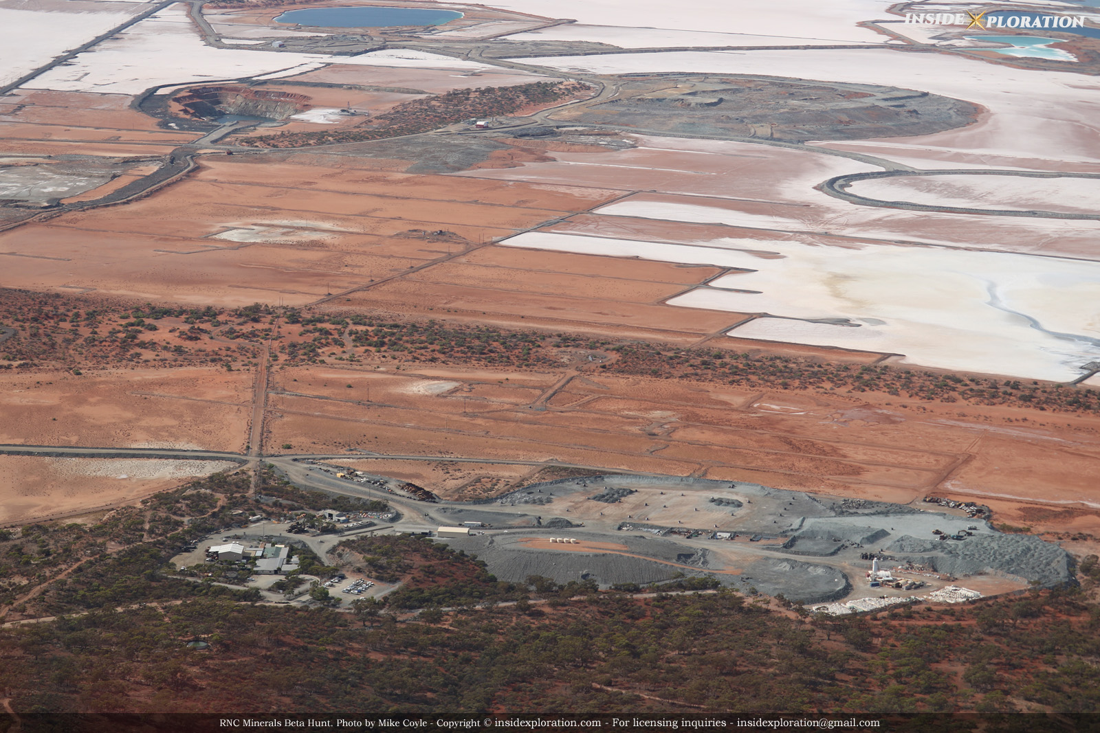 Beta Hunt – RNC Minerals Exclusive Photos Insidexploration